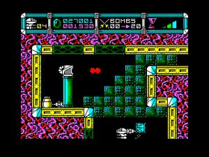 Cybernoid (ZX Spectrum, 1988)